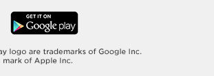 get it on google play. android, google play and google play logo are trademarks of google inc.