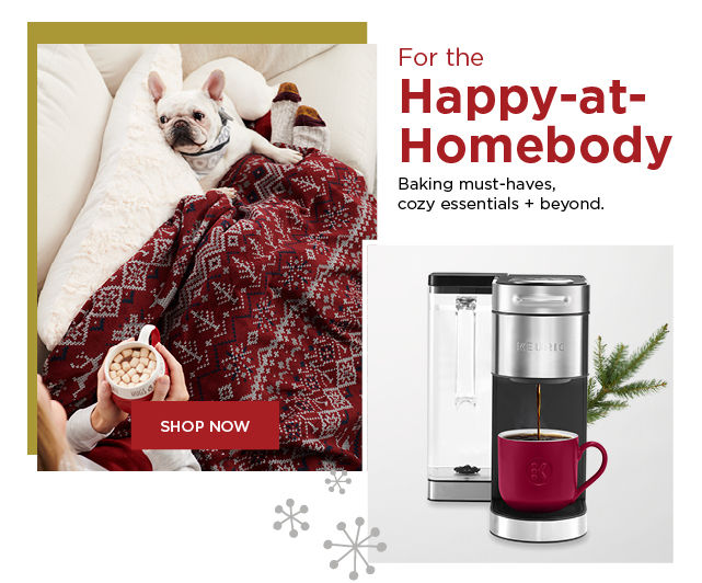 gifts for the happy at homebody. shop now.