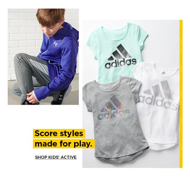 shop kids active