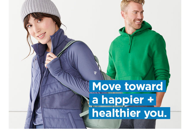 shop all active and wellness