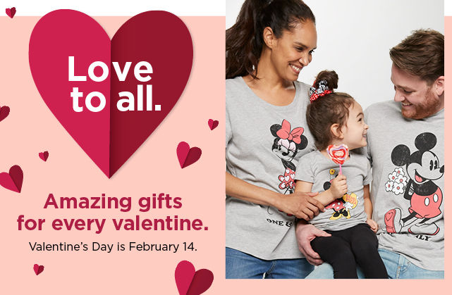 explore the valentines day gift shop