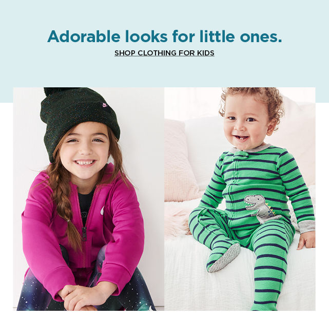 shop clothing for kids