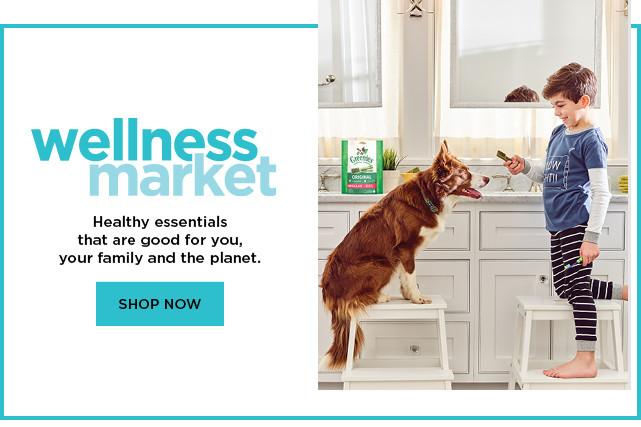 shop the wellness market