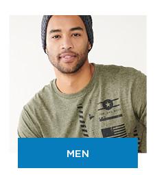 shop mens clothing