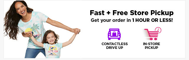 fast free store pickup. shop now.